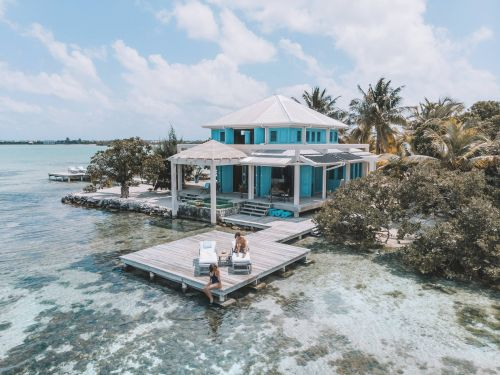 Out Of Office: A Dreamy, Private Paradise Awaits At Cayo Espanto, Belize