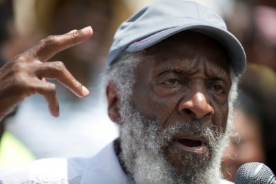 Read Dick Gregory's old jokes. You'll see why they still resonate decades later
