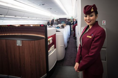 Skytrax's best airlines of 2019: Qatar Airways grabs the top spot, Singapore is No. 2