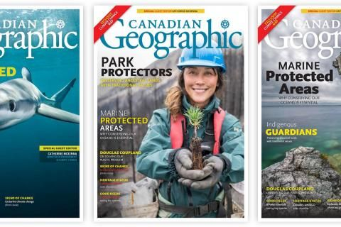 How we chose the cover: November/December 2018 Canadian Geographic