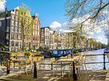 Amsterdam's best places for coffee and cake