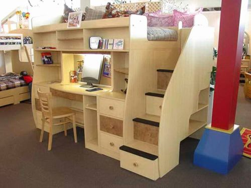 30 Fresh Boys Loft Bed with Desk Pictures