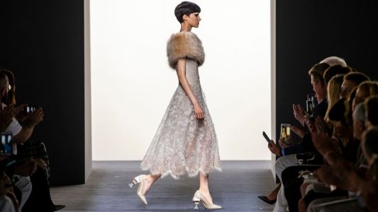 See Every Look From the Fendi Couture Fall 2018 Collection