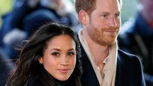 See Prince Harry And Meghan Markle Age Before Your Very Eyes In These Magical GIFs