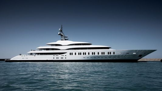 Marvel at Benetti's three newest giga yachts, all launched within 100 days
