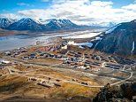 A stroll around one of the world's most northerly cities, Longyearbyen