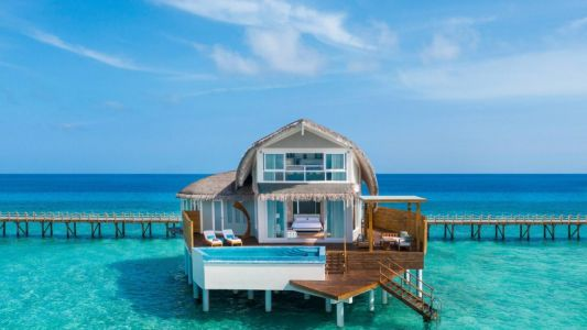 Marriott heads to the Maldives with a new luxury resort archipelago