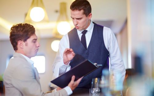 'We must fight our natural instinct not to whinge': how to complain in restaurants