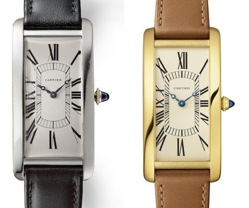 Celebrating 100 Years of Cartier's Beloved Tank Cintrée