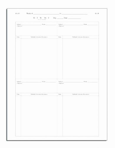 30 Awesome Dance Lesson Plan Template Pictures