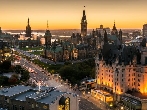 A Visit To Ottawa Fit For The Royals (And Those Of Us Who Want To Live Like Them)