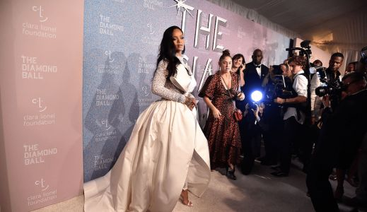 Rihanna and All Her Celeb Pals Shined Bright at the Diamond Ball