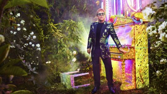 Elton John to receive French Medal of Honor while France celebrates music day