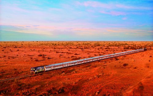 Australia's greatest train journey: 100 years of the Indian Pacific railway