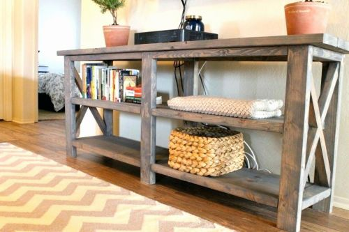 47 Lovely 2 Shelf Console Table Pics