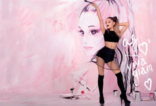 Ariana Grande for M.A.C Cosmetics: The new spokesperson for Viva Glam & a Remix selfie