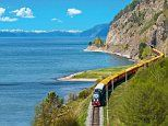 Riding the luxury Tsar's Gold train along the Trans-Siberian route