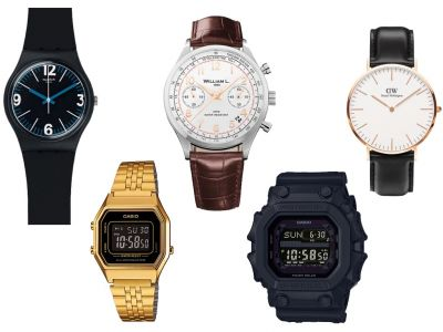6 Great Watches Under $500 for the Rambling Man