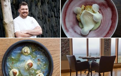 The Good Food Guide unveils 2018's top restaurants - but which seafood superstar stole the top spot?