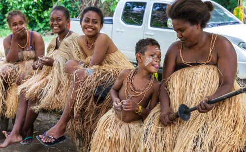 Pot Holes and Paradise: Adventures in the Solomon Islands
