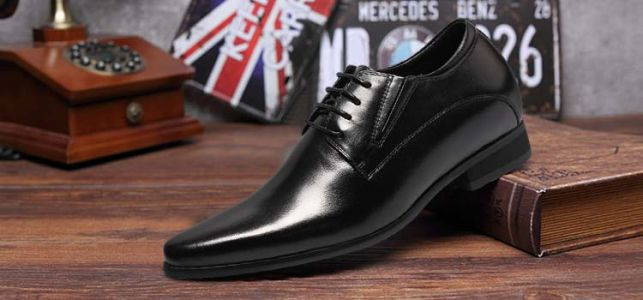 Chamaripa Elevator Shoes - Power Boost To Dream Height, Confidence & Success