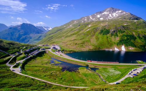 The best train journeys in Europe for 2018