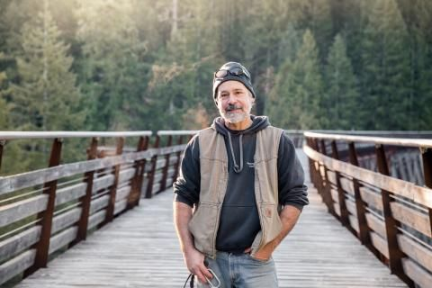 The man who saved the Kinsol Trestle