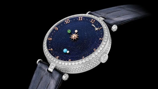 Celestial beings: 5 astronomical watches that are out of this world