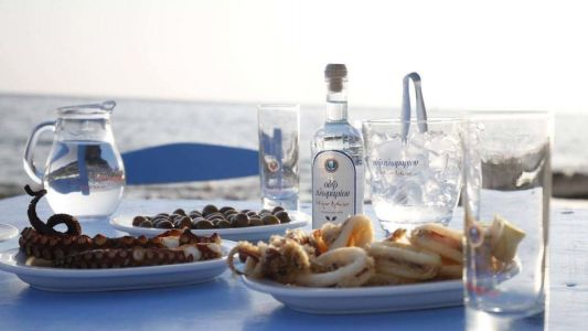 Your primer to Greek spirits, a category far broader than ouzo