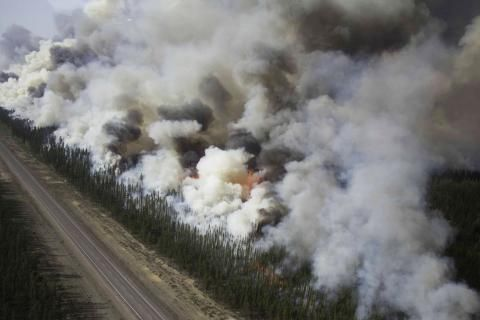 Investigating the landscape legacies of northern wildfires