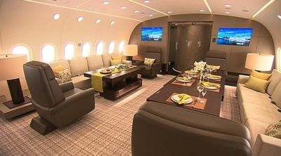 "Dream Jet ""Europe Dream Journeys"""