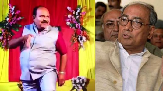 Dancing Uncle gets a solid surprise birthday gift from Digvijay Singh