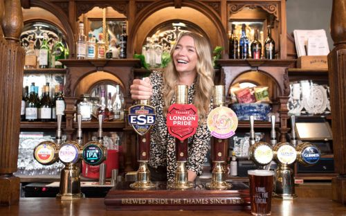 Long live the local: why model-turned-publican Jodie Kidd is campaigning to reduce beer tax
