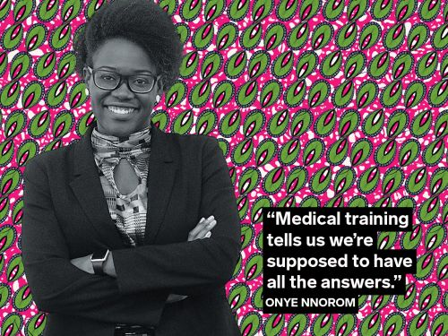 Dr. Onye Nnorom Is Healing Medicine From The Inside Out
