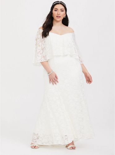 Plus-Size Brand Torrid Just Released a Wedding Collection, and It's So Dreamy