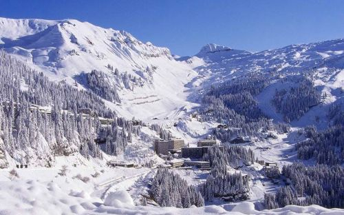 Win a week's ski holiday for two to Flaine, France, worth £2,000