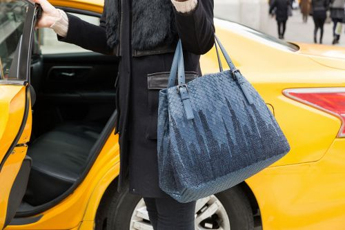 A New York Minute with the New Bottega Veneta Icons of New York Collection