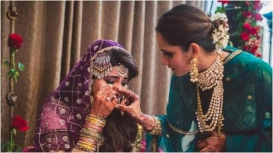 Sania Mirza shares emotional birthday post for sister Anam, her first baby forever. Read here
