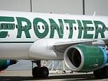 Frontier Airlines flight from San Diego to Tulsa is diverted to Phoenix over an odor onboard