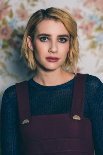 Emma Roberts strikes a pose at the Toronto Film Festival. See