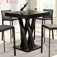 30 Unique Square Bar Height Dining Table Pics