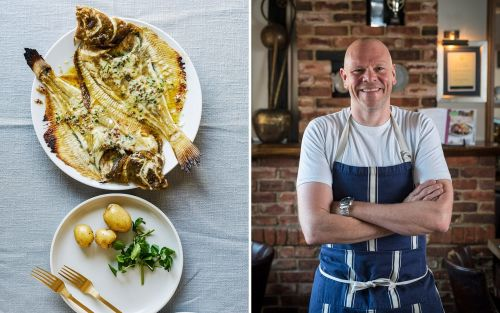 Crab mayonnaise on toast, grilled whole plaice and potted chocolate: a menu to impress your Valentine