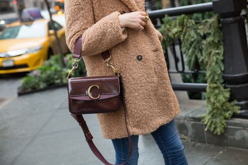 Introducing The Chloé C Bag