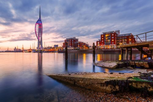 Why you should choose Portsmouth for your next weekend break