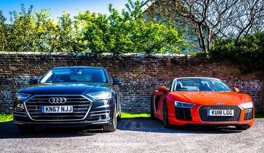 Audi R8 Spyder - Why It's The People's Sports Car