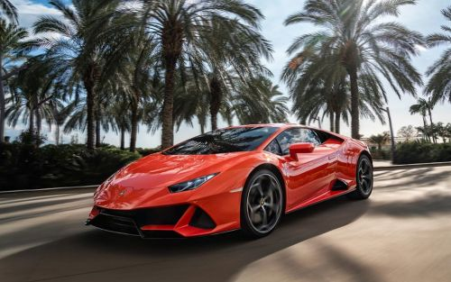 The Lamborghini Huracán EVO gets a major upgrade