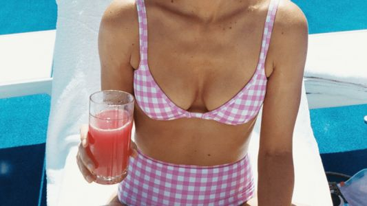 23 Gingham Bikinis That Will Help You Look Picnic-Perfect at the Beach