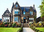 Great British boltholes: The Dunstane Houses in Edinburgh has whisky galore