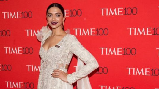 Deepika Padukone in this regal saree for TIME 100 Gala 2018 will leave you wanting more