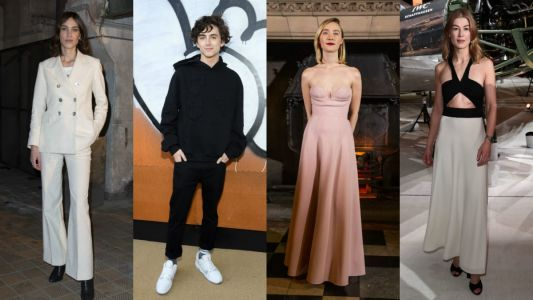 Celebrities Kept Things Elegantly Simple This Week